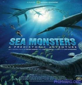 Qui Vt Bin Thi Tin S - Sea Monsters: A Prehistoric Adventure