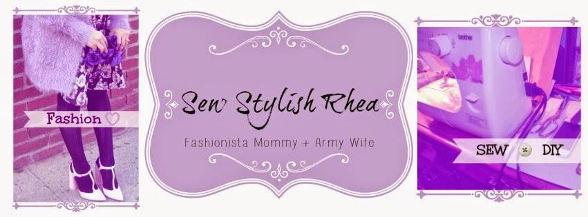 Sew Stylish Rhea