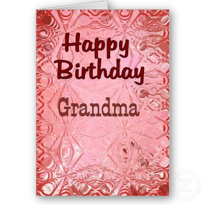 happy birthday grandma pictures