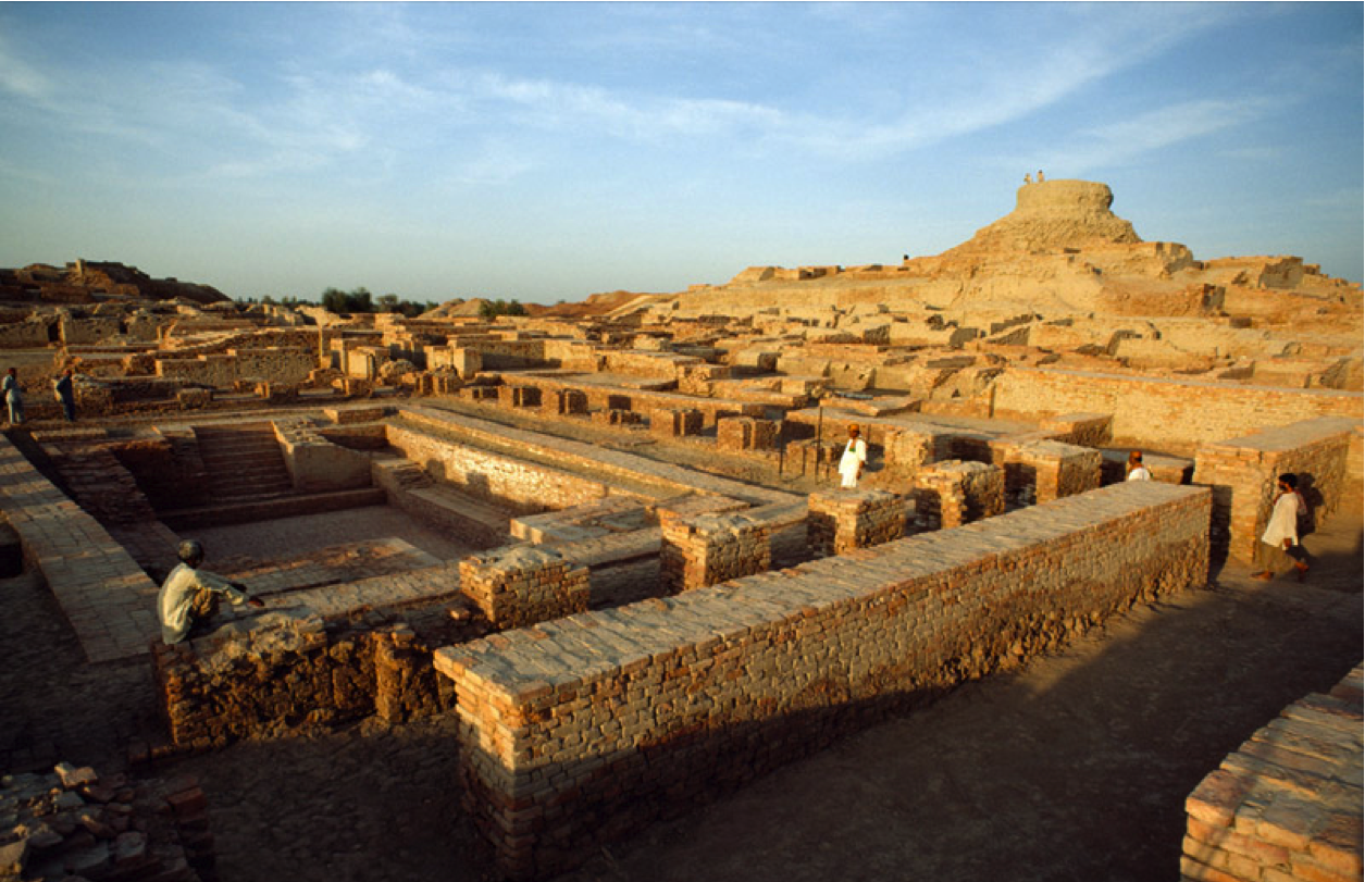 Revisiting the origins of the Harappan civilisation