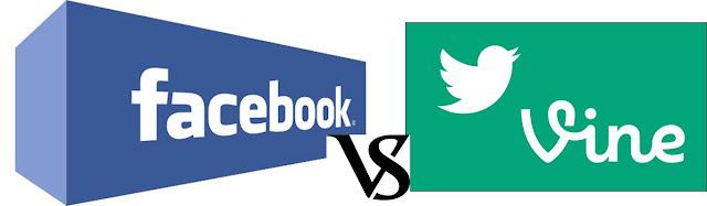 Facebook contra Vine