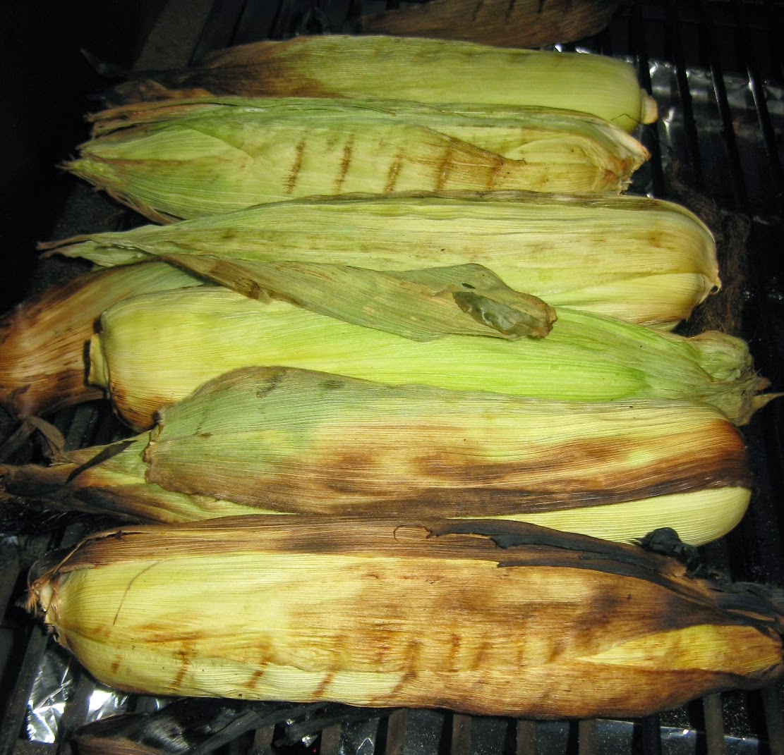 Barbecue master how to tips grill corn on the cob two ways most folks love fresh corn on the cob and especially grilled i know its one of my boys top picks for barbecue side dishes ccuart Gallery