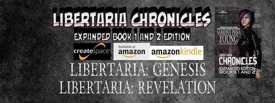NEW Libertaria Chronicles Expanded Edition at AMAZON