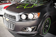 Chevy Sonic Ricky Carmichael TURBO Edition