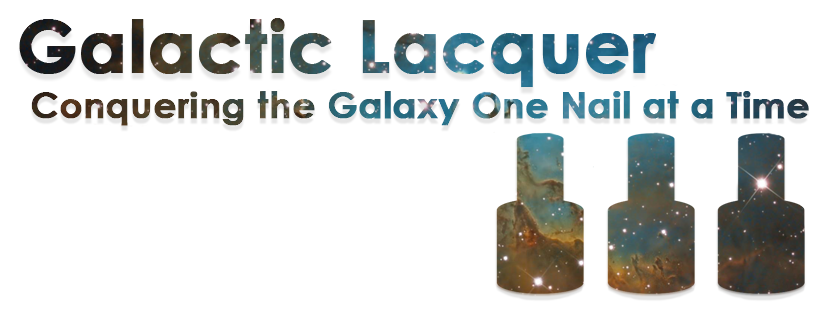 Galactic Lacquer