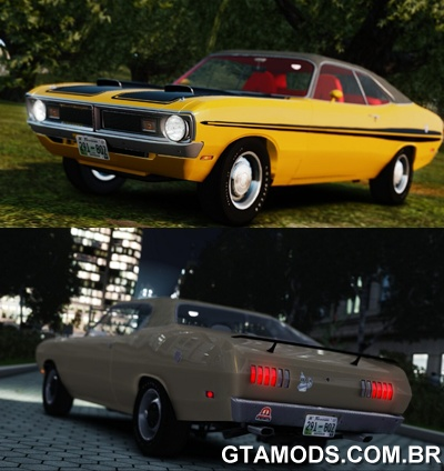 Dodge Demon 1971 v1.0