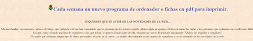 La Web de Antonia Ortega