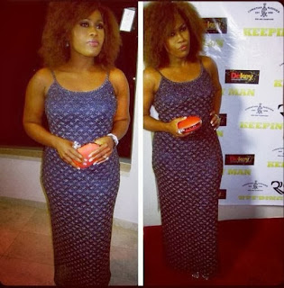 Photos From Rukky Sanda's 'Keeping My Man' Movie Premiere
