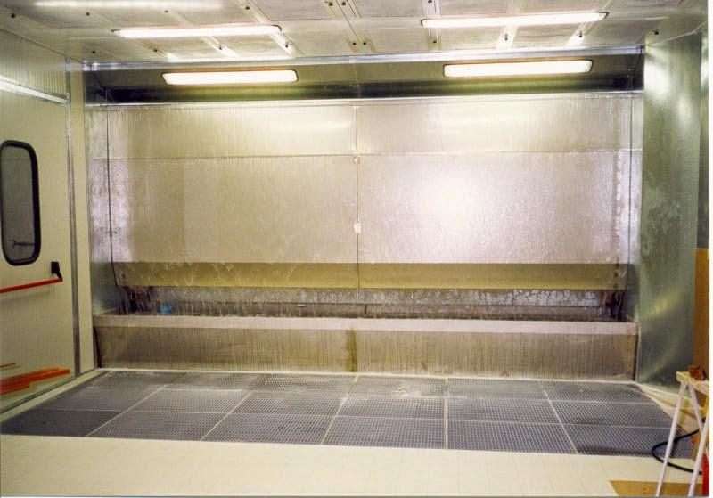 Costruiamo i mobili le cabine di verniciatura for Sostituzione filtro aria cabina 2014 f150