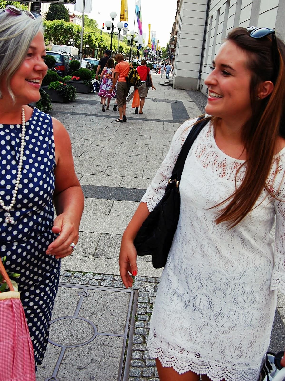 Mutter -Tochter Blog