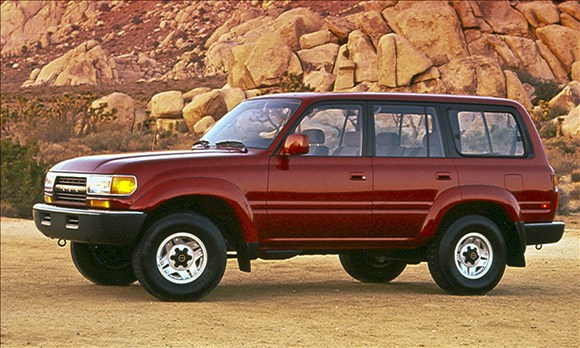 The Land Cruiser Gets Horrendous Gas Mileage U2014 11 Mpg City/14 Mpg Highway U2014  But Its Girth And Full Time All Wheel Drive Make It A Sure Footed, ...