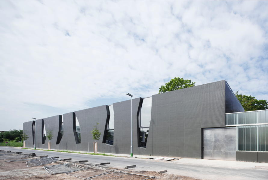arquitectura zona cero escuela alemana augustin und. Black Bedroom Furniture Sets. Home Design Ideas