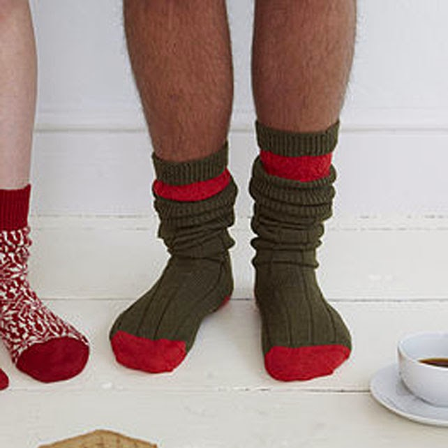 Ma Bicyclette - Buy Handmade - Clothing For Men - Liv - Stylish Handknitted Socks