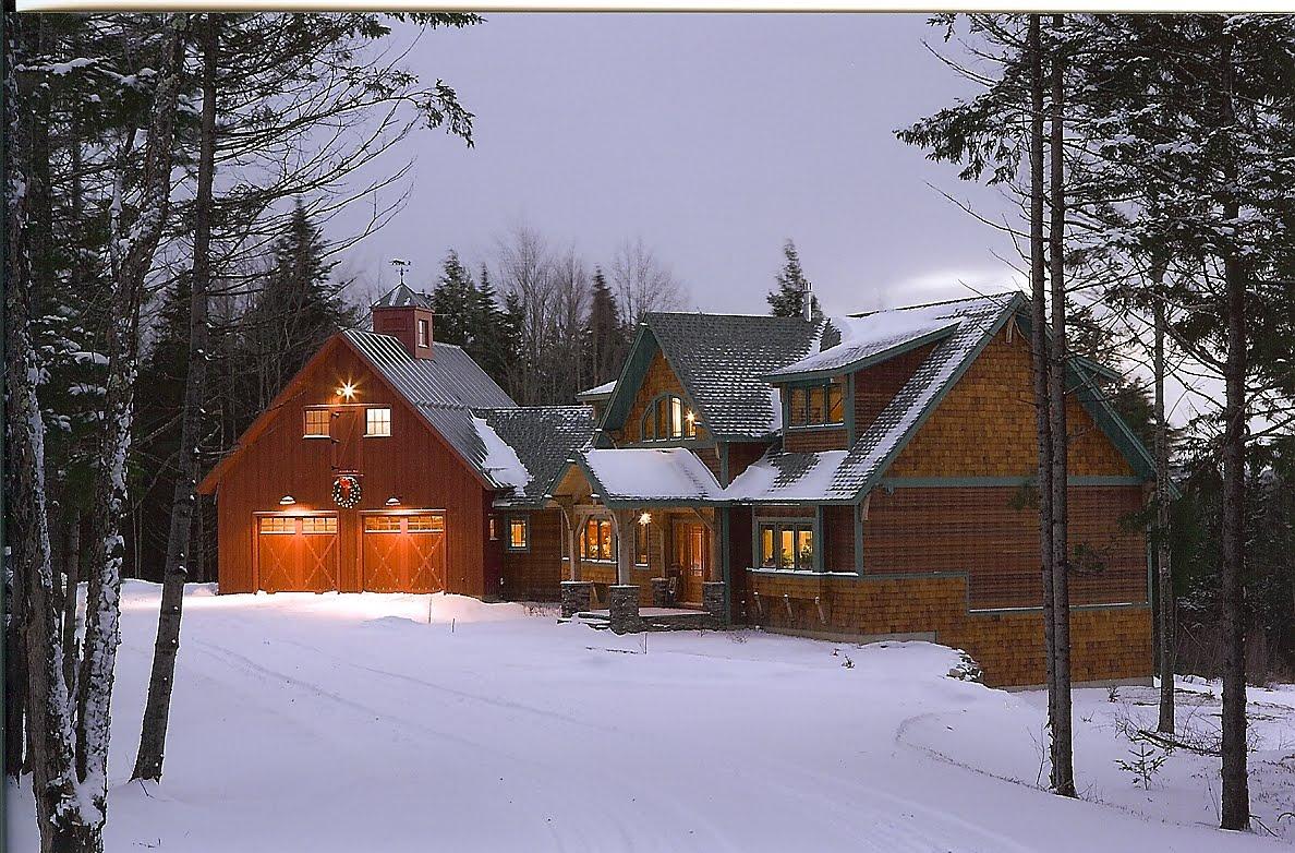 Timber frame life mountain timber frame home a for Custom mountain homes