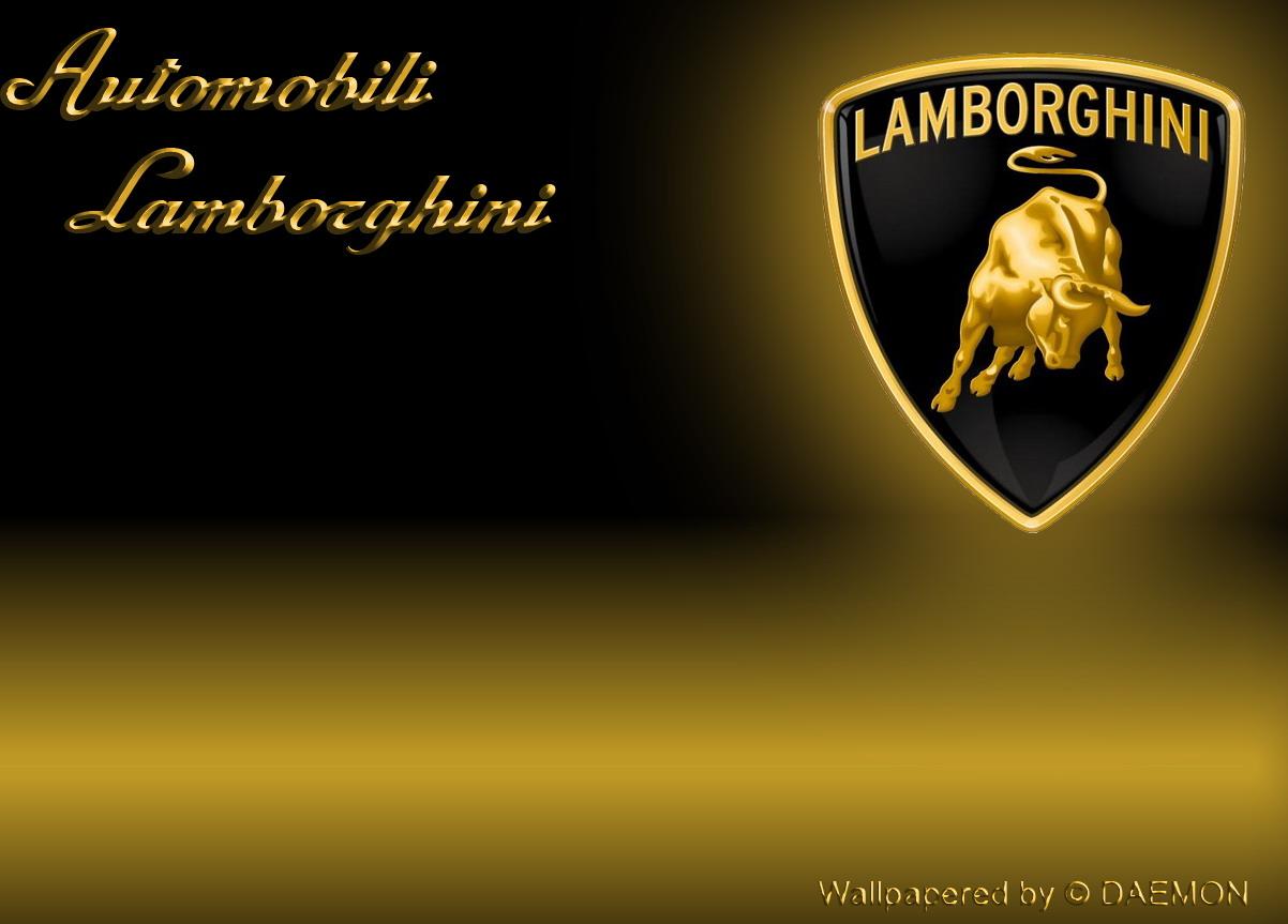 Images Of Name Lamborghini Logo Wallpaper