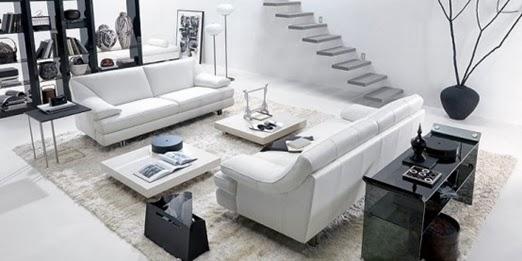 modern-beyaz-salon-örnekleri