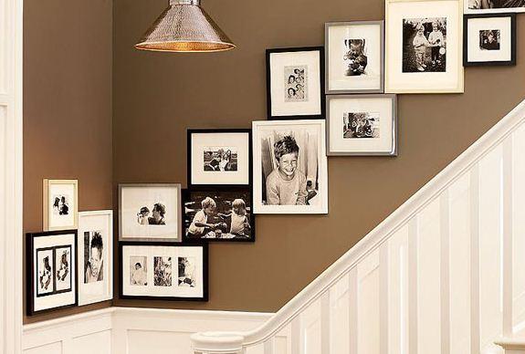 Maquillaje para tu casa tips como colgar cuadros - Como colocar los cuadros ...