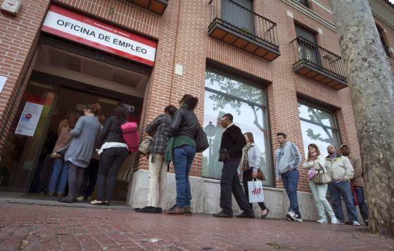 España sigue creando empleo, julio 2014
