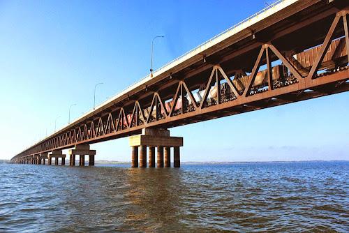 Ponte Rodoferroviária – SP/MS