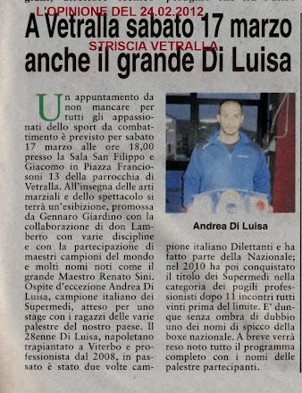 L'OPINIONE DEL 24.02.2012