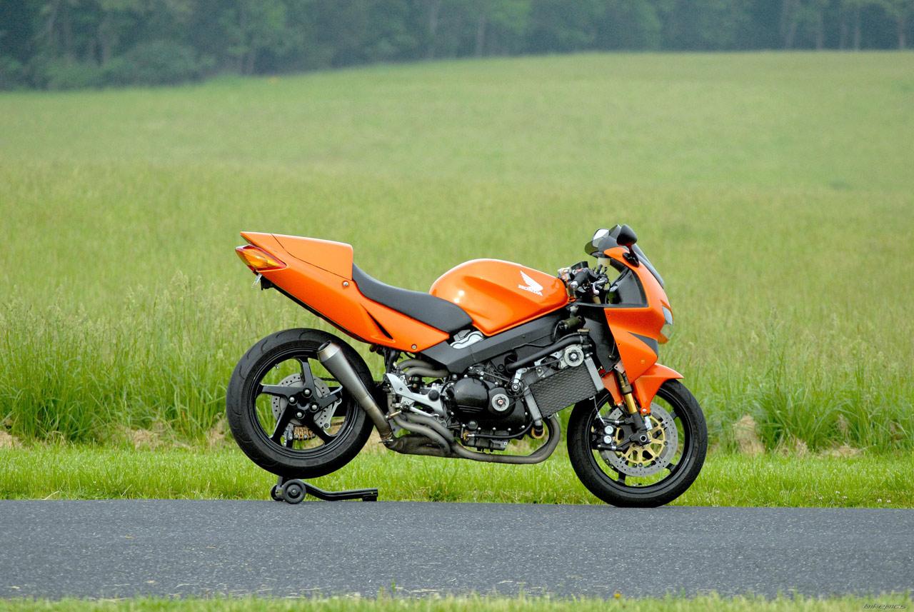 Psd Moto Supercharged Vfr800