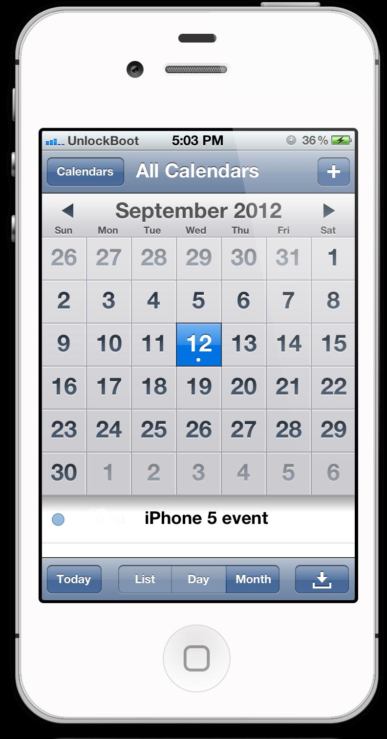 Календарь православный для iphone