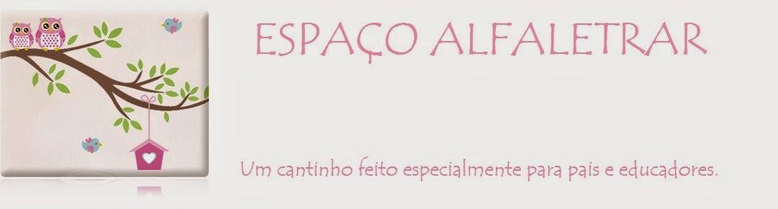 ESPAÇO ALFALETRAR