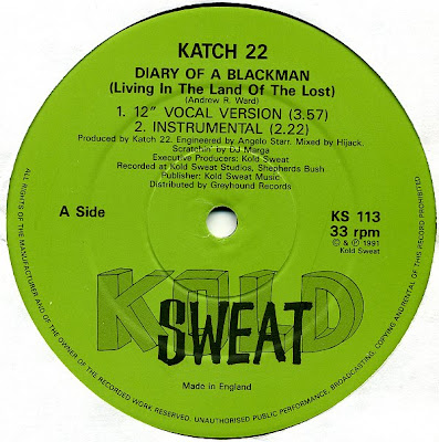 Katch 22 – Diary Of A Blackman Living In The Land Of The Lost (VLS) (1991) (128 kbps)