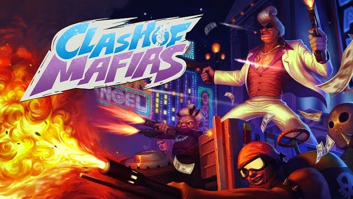 Clash of Mafias Gameplay