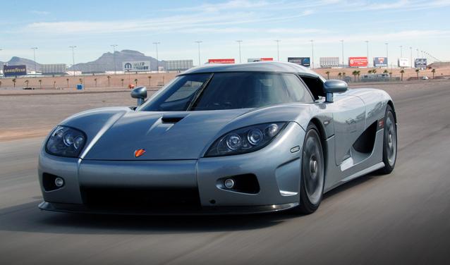 Gambar Mobil Keren Mewah - Koenigsegg CCX
