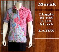 Kemeja Batik BP 5669