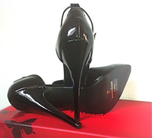 6 inch Pleaser Domina Pumps