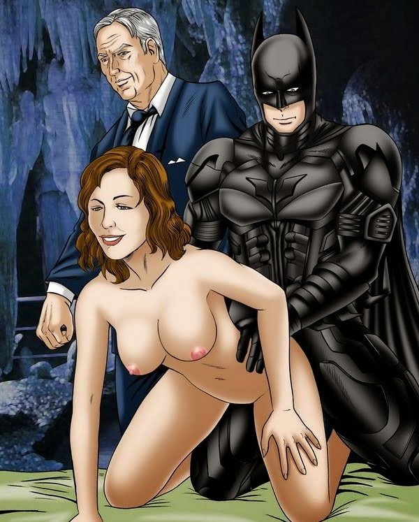 Batman and supergirl porn