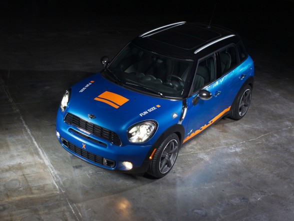 ... , Modification, Price Countryman ALL4 2011 HR Springs Mini Hot Car