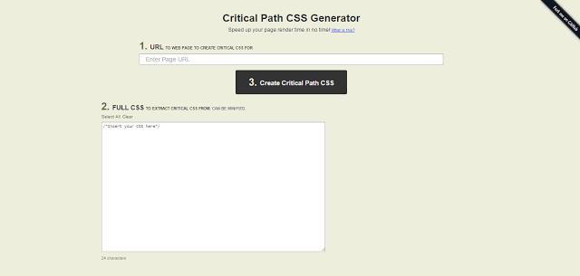 Critical Path Generator