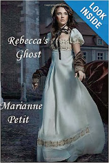 http://www.amazon.com/Rebeccas-Ghost-Marianne-Petit/dp/1479156140/ref=la_B002BLOT7G_1_4?s=books&ie=UTF8&qid=1383594325&sr=1-4