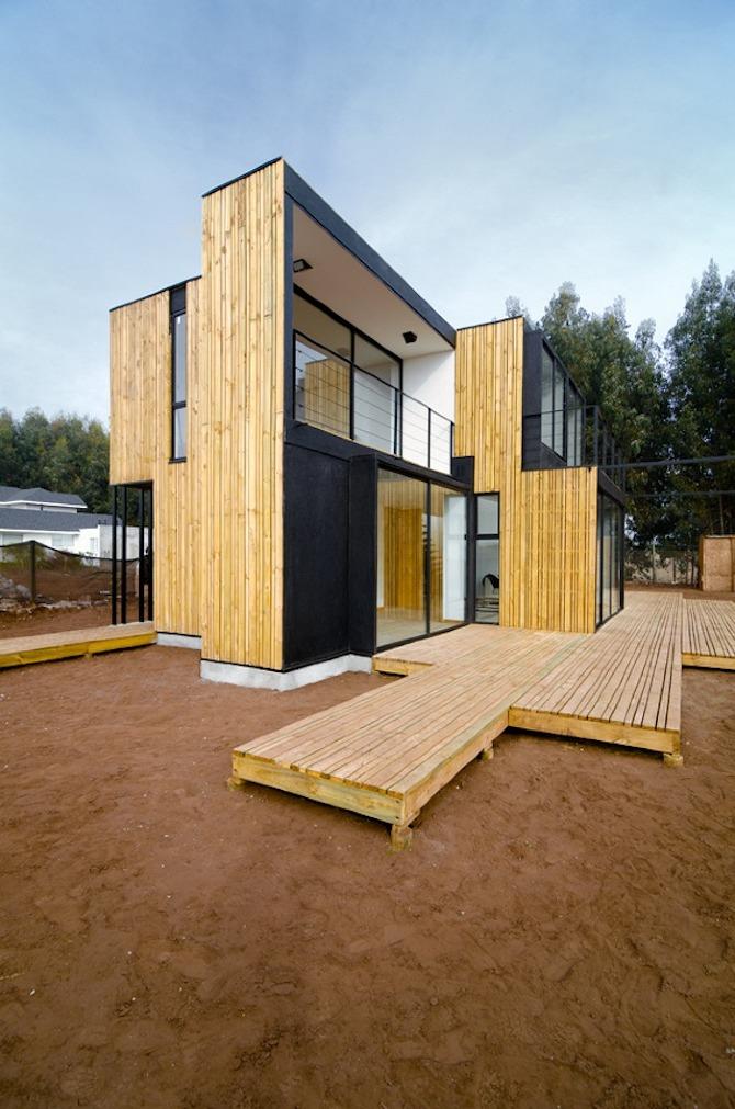 Aujourd hui val ry sip panel house by alejandro soffia - Casas de panel sandwich ...