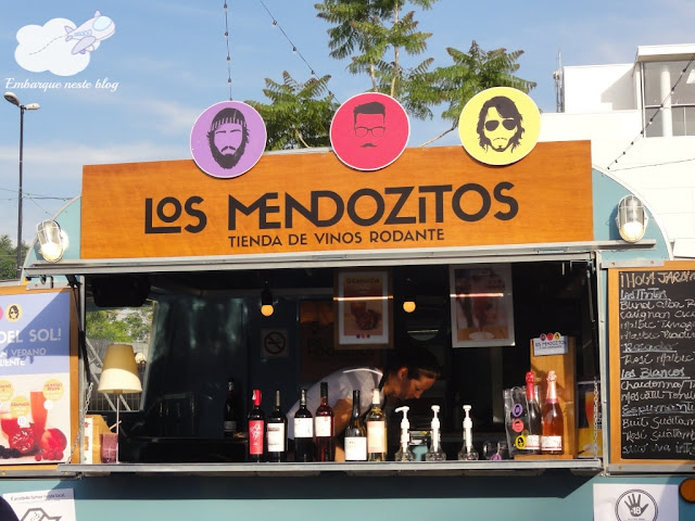 Los Mendozitos, Burger Fest (Hamburguerias e food truks)