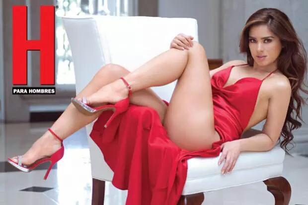 Mimi Morales Revista H Julio 2015 [FOTOS – PDF] 1