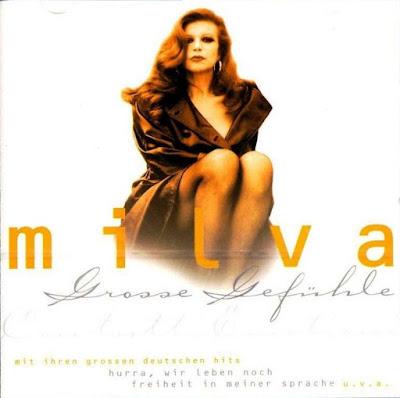 Sanremo 1990 - MILVA - Sono Felice
