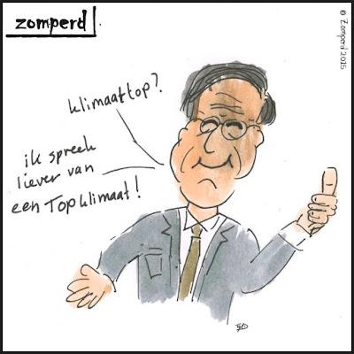 Zomperd - Ruttes Klimaattop