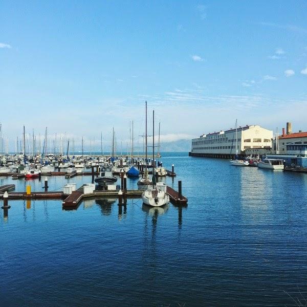 Fort Mason Center // Harbor View
