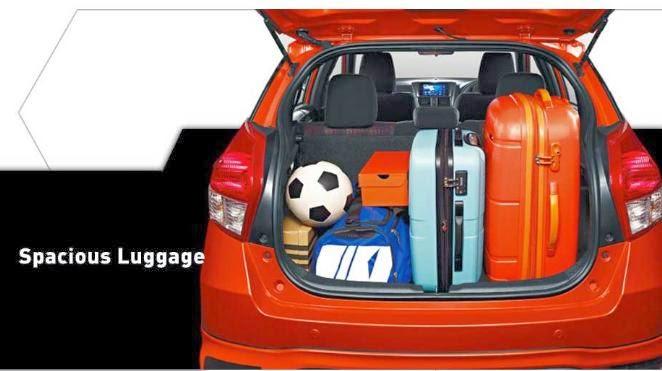 Bagasi Luas Mobil Toyota All New Yaris 2014