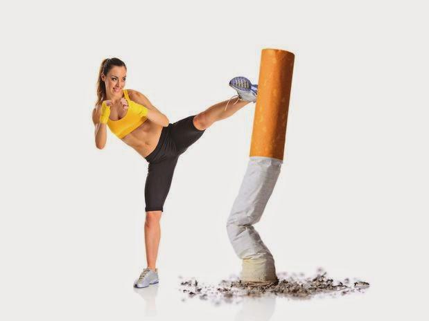 Se é possível fumar no momento do tratamento de um estômago