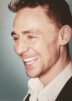 My current British crushes: Tom Hiddleston