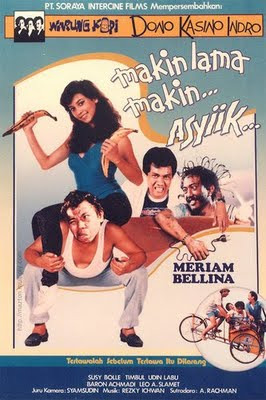 Warkop DKI - Makin Lama Makin Asyik (1987) Watch Full Movie | Download