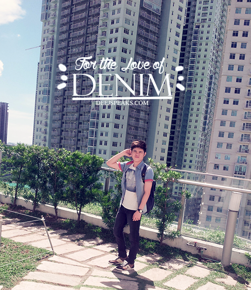 ootd, denim, lee cooper philippines, market market