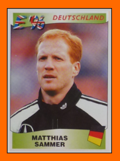 old school panini paninomorphologie matthias sammer. Black Bedroom Furniture Sets. Home Design Ideas