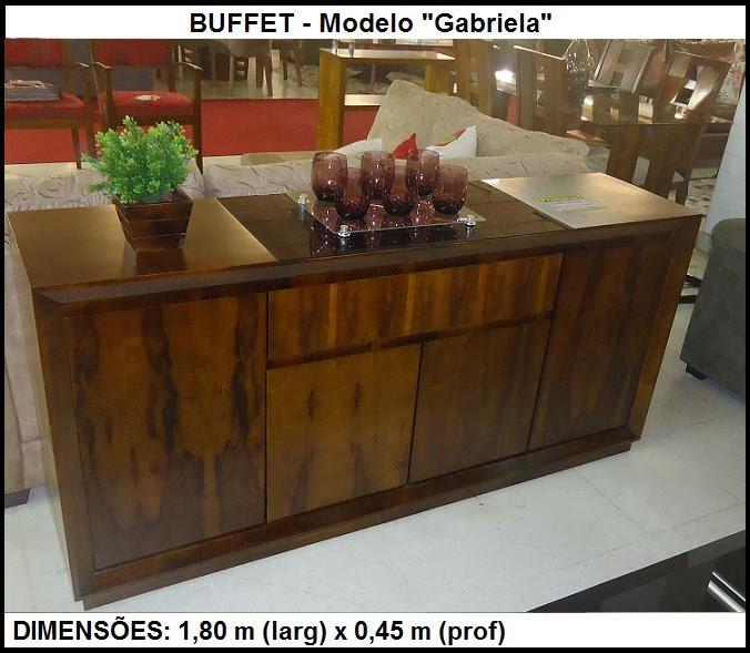 Buffet Para Sala De Jantar Imbuia ~ buffet sala de jantar