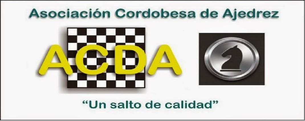 Asociación Cordobesa De Ajedrez (ACDA)